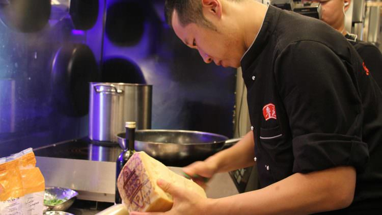 Grana Padano alla TV cinese: 10 top chef italiani e cinesi si sfidano per diventare Greatest Chef China