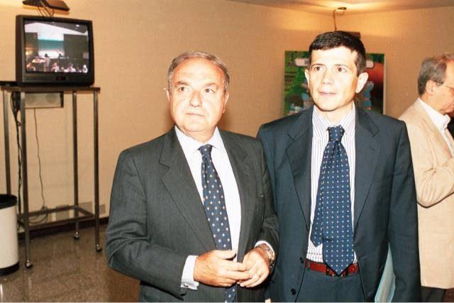 Elezioni Europee 2014: Massimiliano Salini e Maurizio Lupi incontrano il presidente di Assoedilizia Achille Colombo Clerici