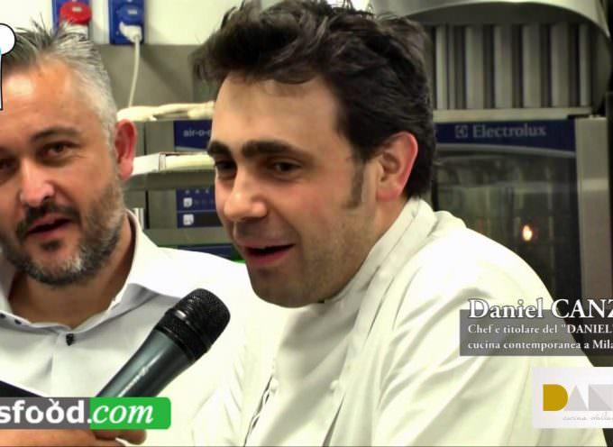 Daniel Cucina Contemporanea e Audio Divino: Gusto&Musica