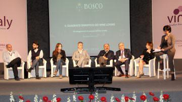 Cantina trevigiana Bosco: Come e perché beviamo il nettare di bacco