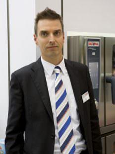 Enrico Ferri, Amministratore Delegato di Rational Italia