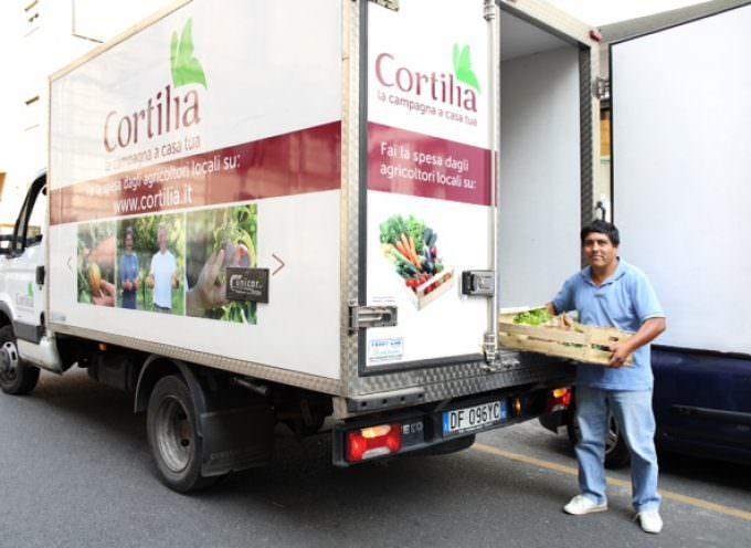 Cortilia garantisce la trasparenza dei cibi degli agricoltori locali: arriva l'accordo con ChemService
