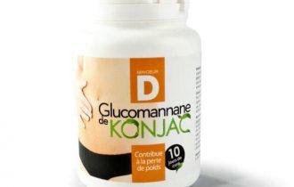 Glucomannano di Konjac, smorza la fame, regola il senso di sazietà, attenua il colesterolo e aiuta l'intestino
