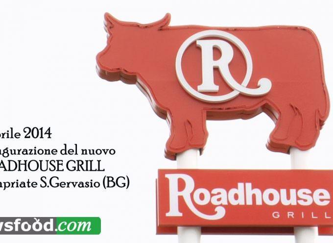 Vincenzo Cremonini, A.D. Gruppo Cremonini, inaugura il 50° Rodhouse a Capriate (BG) alla presenza del Sindaco Valeria Radaelli