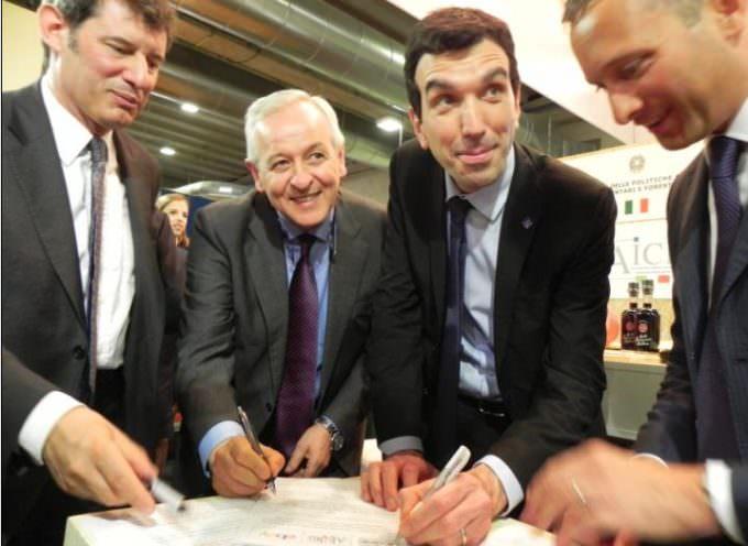 Cibus 2014: Eccellenze italiane 2.0 sotto la tutela di MIPAAF – AICIG e… eBay (Google)