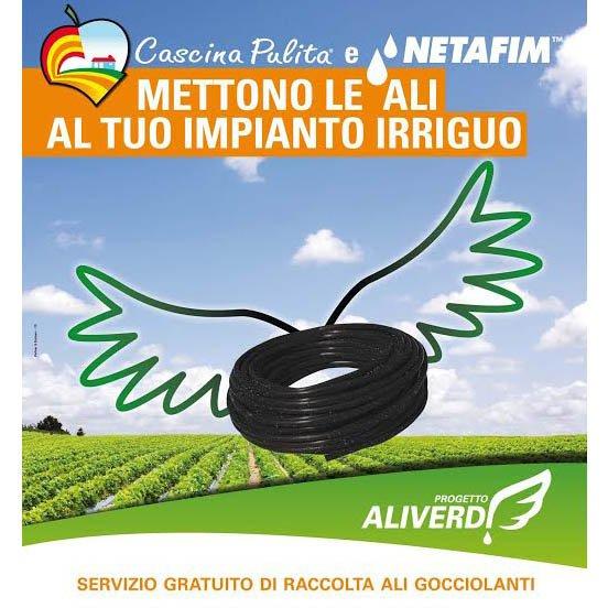 Rendere sostenibile e vantaggiosa la raccolta delle ali gocciolanti a fine stagione? Da oggi si può con Ali Verdi