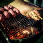 Birra, così rende il barbecue più sano