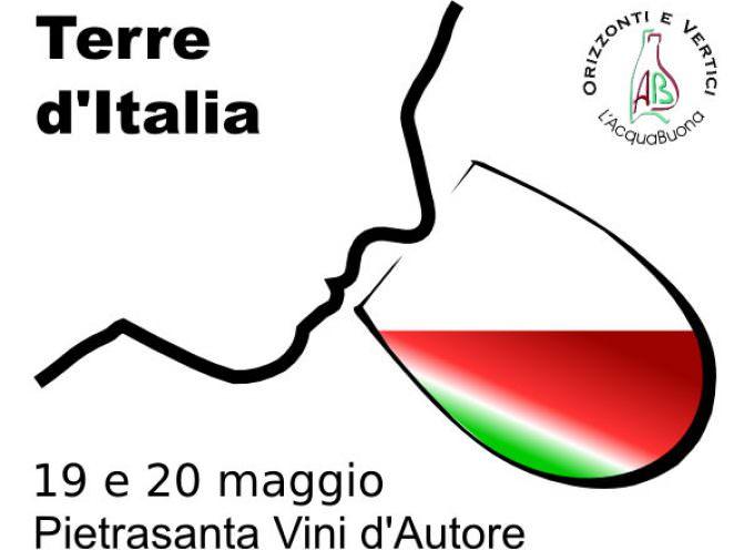 Domenica 18 e lunedi 19 maggio seconda edizione di Pietrasanta Vini d'autore