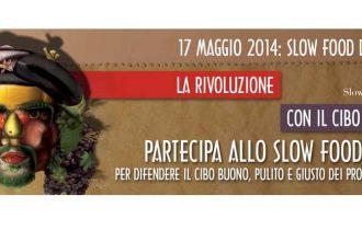 Sabato 17 maggio 2014, l'agricoltura familiare protagonista allo Slow Food Day