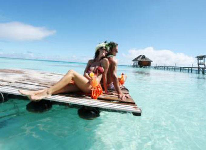 Sposarsi nelle Isole di Tahiti è ancora più speciale