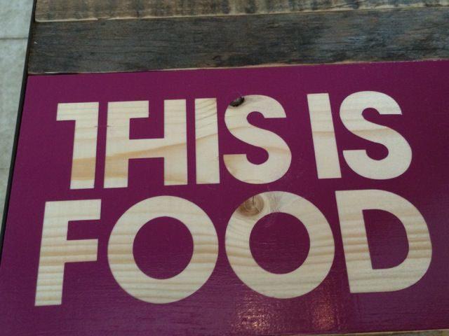 """""""This is food"""" scena aperta per la food culture"""