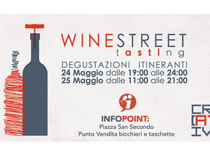 "Asti: Wine Street tASTIng, una due giorni di degustazioni ""itineranti"""