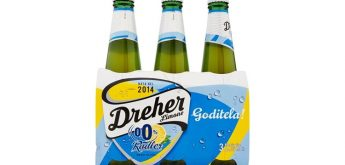 Radler Dreher Lemon, la prima Birra Radler analcolica da bere in tutte le occasioni