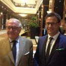 Achille Colombo Clerici incontra Angelo Ciocca -Lega Nord: Europa ed economia immobiliare in Italia