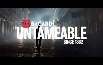 'Bacardí untameable since 1862'. Al via in Italia la campagna internazionale di marketing e comunicazione del rum Bacardí