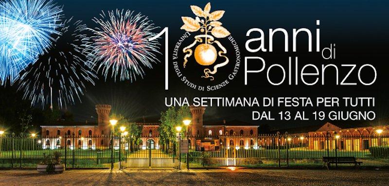 Decennale UNISG Pollenzo (CN): con Petrini lo chef Michel Bras, il Ministri Martina e Franceschini…