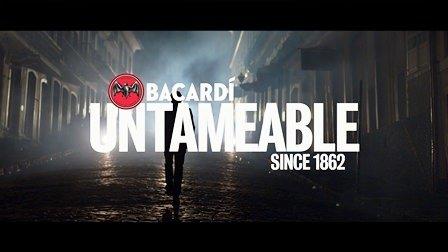Bacardí untameable since 1862: Al via in Italia la campagna internazionale di marketing e comunicazione del rum Bacardí