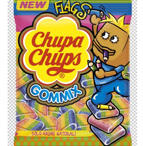 CHUPA CHUPS GOMMIX FLAGS