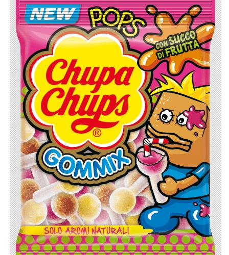 CHUPA CHUPS GOMMIX POPS