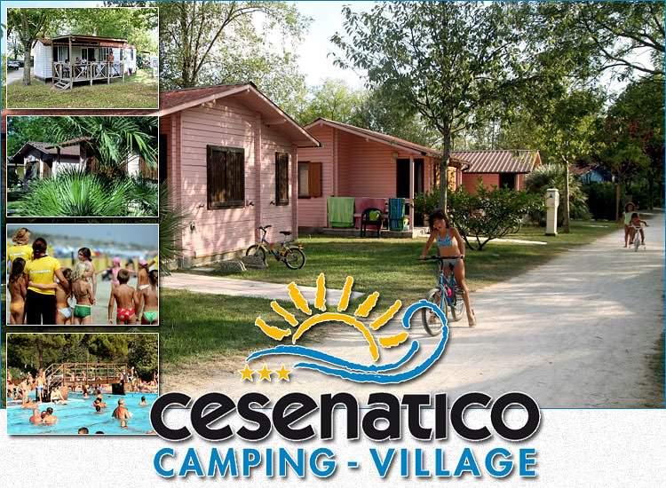 Cesenatico Camping Village: Soggiorni Scontatissimi e Mirabilandia gratis