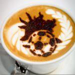 Mondiali di calcio: Il cappuccino degli Azzurri
