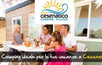 Offerte d'autunno al Cesenatico Camping Village