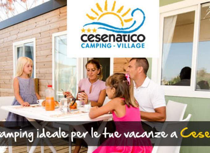 Camping Village Cesenatico: Vantaggiose offerte se prenoti entro il 20 o 23 giugno!
