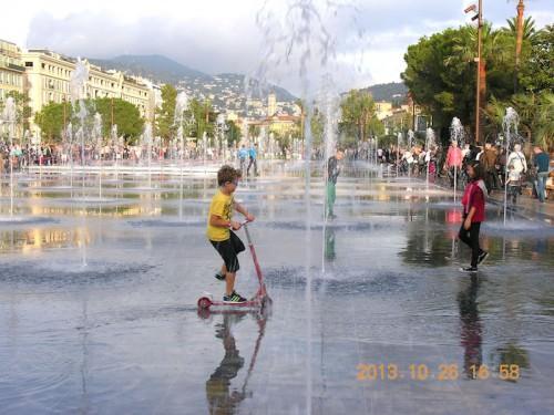 Paillon di Nizza, Paradiso dei Bambini
