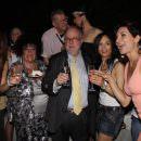 Milano: Al Just Cavalli Edoardo Raspelli brinda ai suoi 30 anni di televisione
