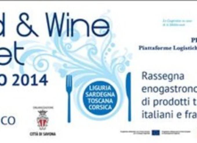 7 e 8 giugno a Savona il Food&Wine Market