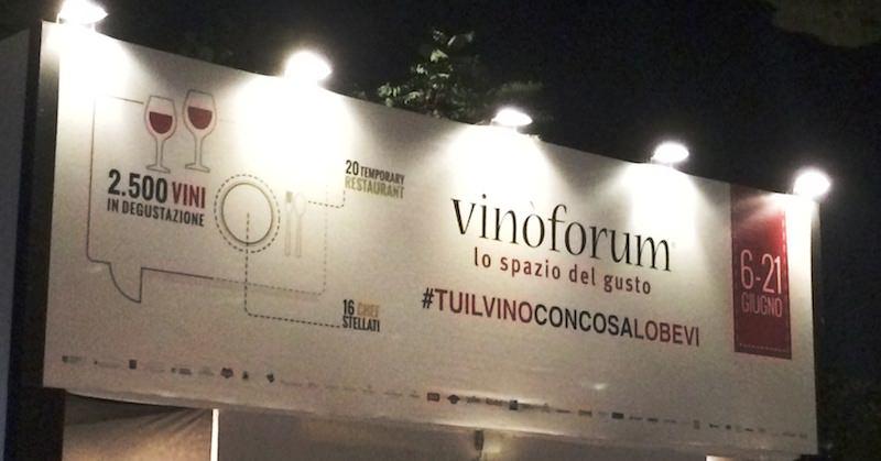 Vinoforum 11° edizione: un fiume di vino lungo il Tevere