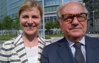 Elezioni Europee: Felicitazioni di Achille Colombo Clerici all'On. Alessia Mosca