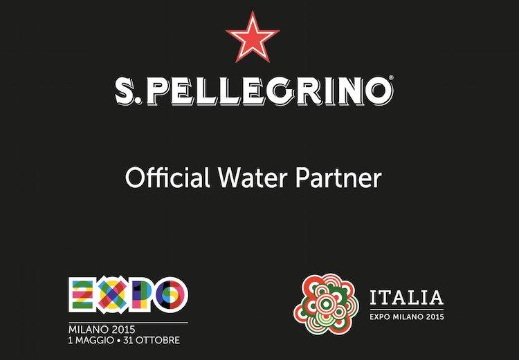 S.Pellegrino partner di Expo Milano 2015 e Padiglione Italia