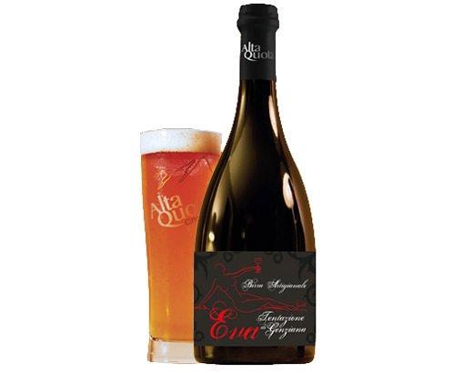 Eva: nasce a Rieti la birra alla genziana