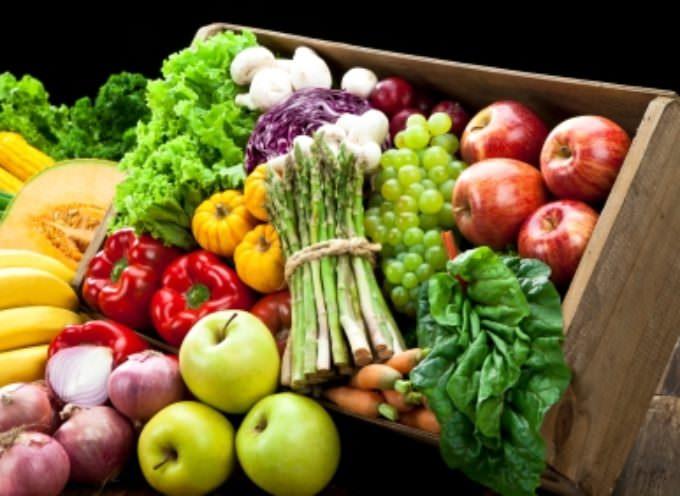 Malattie croniche, combattile con frutta e verdura