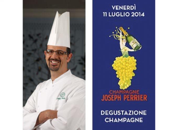 Antonio Guida, Chef** Michelin: la mia Cucina e Joseph Perrier Champagne