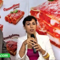 Caldo Caldo Puglia's frozen product ready to microwave or oven cooking at Bellavita EXPO London