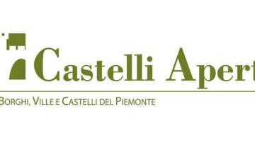 """Domenica 6 luglio appuntamento con """"Castelli Aperti"""" nelle province di Alessandria, Asti e Cuneo"""