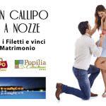"""Concorso """"Con Callipo vai a nozze"""" 150x150 Relais Il Cantico della Natura: Più ci si ama e meno si paga la camera"""