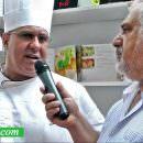 Raimondo Mendolia, DoctorChef per BGS, gnocchi ripieni, al Bellavita Expo 2014 -Londra (Video)