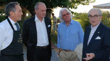 Gualtiero Marchesi Chef e … cantante:  Te voglio bene assaje
