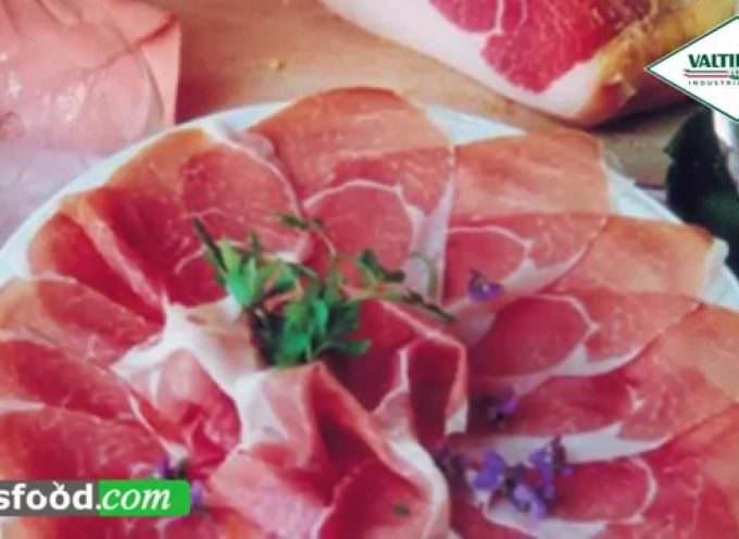 Valtidone Group presents Parma Ham, Coppa and Pancetta to Bellavita Exhibition in London