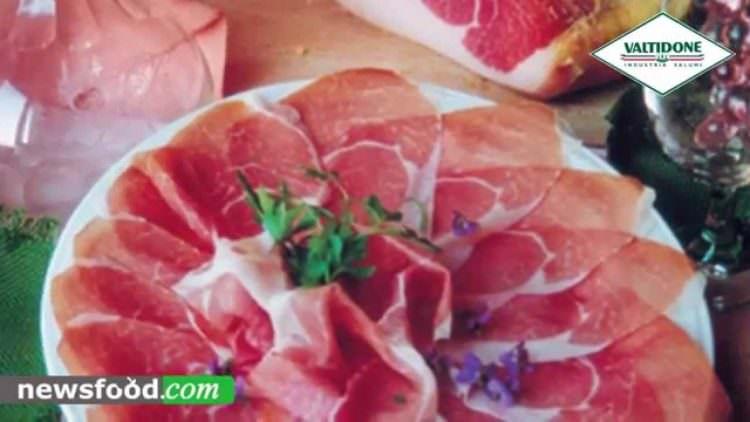 Valtidone Group presents Parma Ham, Coppa and Pancetta to Bellavita Exhibition in London (Video)
