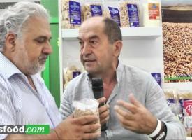 SANTACANDIDA: Pasta e Farine Biologiche di Grano antico KHORASAN a Bellavita Expo 2014 – Londra