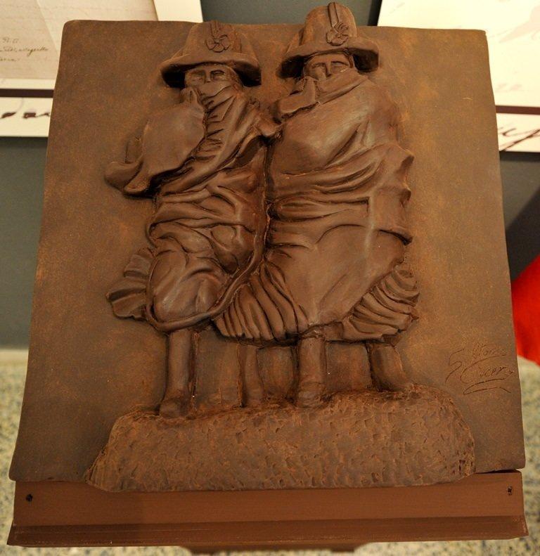I Carabinieri festeggiano 200 anni al Museo del Cioccolato