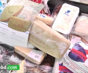 Cremonesi Elino srl: the best italian cheese and Crudo di parma at Bellavita EXPO 2014  London