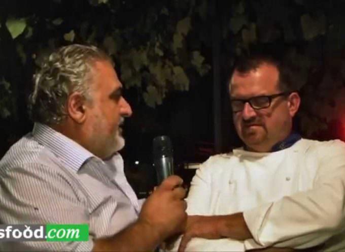 Cracco, Bastianich e Barbieri alla  Antica Corte Pallavicina di Re Culatello (Intervista a Massimo Spigaroli)