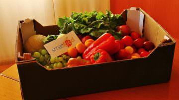 E-commerce di prodotti freschi biologici: È nato il nuovo sito MySmartFood.it