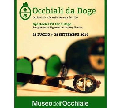 """""""Occhiali da Doge"""", una mostra che parla di salute e di buoni stili di vita"""
