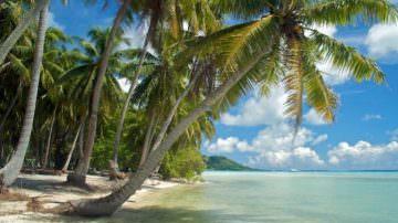 In crociera alla scoperta delle isole della Polinesia Francese